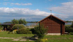 Недорогой отдых на озере