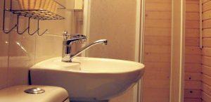 туалет в Доме отдыха