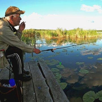 Рыбалка в июне на Селигере