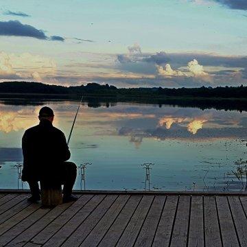 Рыбалка на Селигере в июле