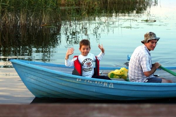 Рыбалка и отдых на Селигере с детьми