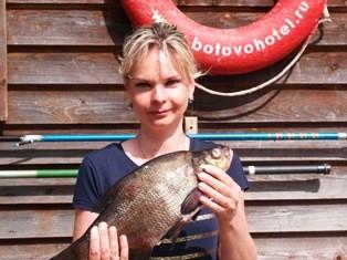 отдых на Селигере с рыбалкой