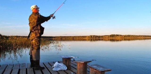 Рыбалка и купание на Селигере